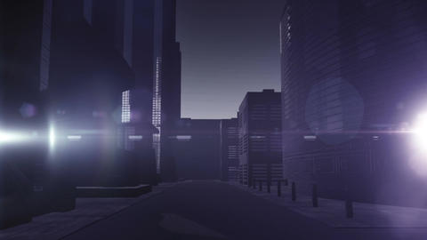 Metropolis 17 Stock Video Footage