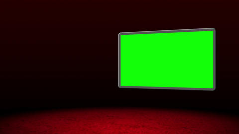 Red Carpet Studio GS Design Stock Video Footage