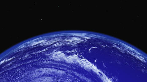 Earth Stock Video Footage