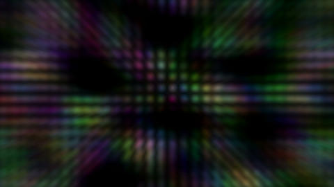Defocused light circles Animation