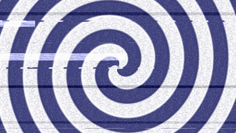 Hypnosis circle Animation