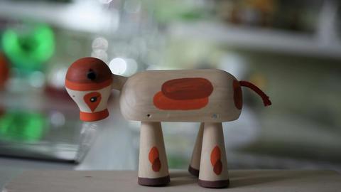 Bull Stock Video Footage