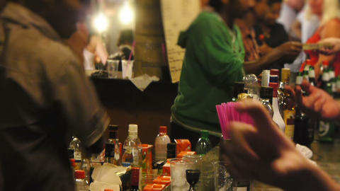 Bar Stock Video Footage
