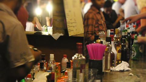 Bar Stock Video Footage