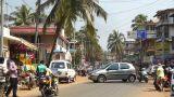 Streets of Goa India Footage
