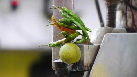 Indian talisman Stock Video Footage