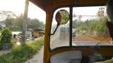 Trip with rickshaw Footage