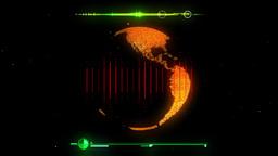 地球 温暖化 Animation