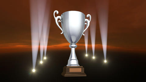 Trophy Cup B4sky HD Animation