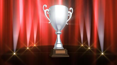 Trophy Cup B6 HD Animation