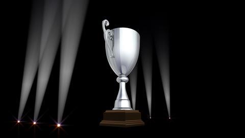Trophy Cup C2 HD CG動画