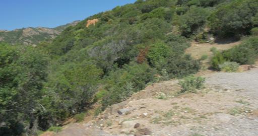 4K, Galeria Viewpoint, Corsica lizenzfreie Videos