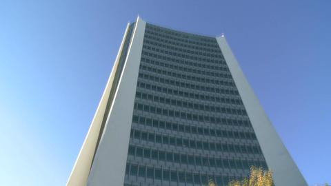 One Landmark Square (4 of 4) Stock Video Footage