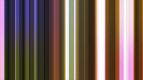 Broadcast Twinkling Hi-Tech Bars, Multi Color, Abstract,... Stock Video Footage