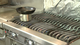 Master Chef at work (2 of 7) Stock Video Footage
