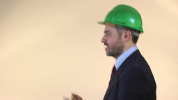 y 0912m 658 real estate constructor Stock Video Footage