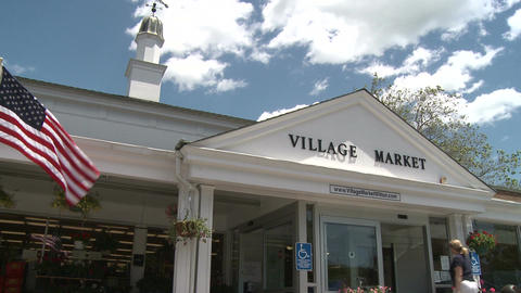 Village market (1 of 2) Footage