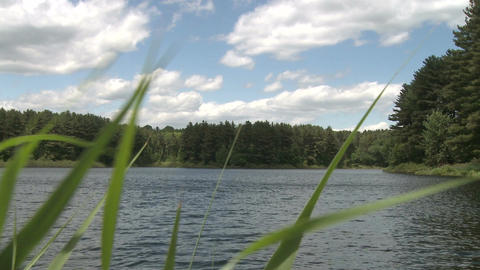 Lake (3 of 6) Stock Video Footage
