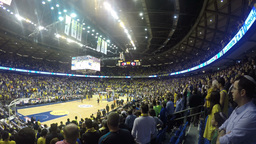 1080 basketball tournament Stock Video Footage