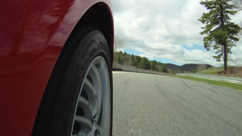 2011 04 21 Limerock 009 Stock Video Footage