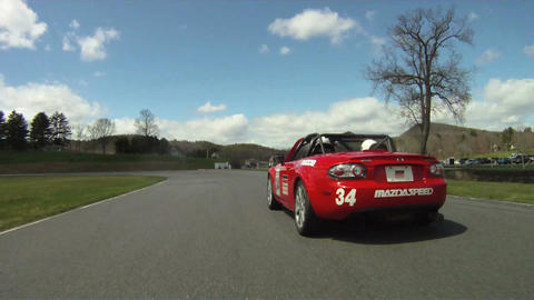 2011 04 21 Limerock 015 Stock Video Footage