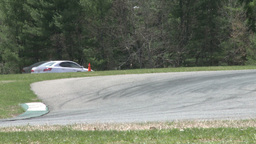 Tuned up cars racing (6 of 9) Stock Video Footage