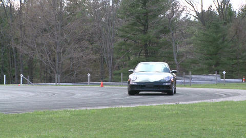 Competing race cars (5 of 8) Footage