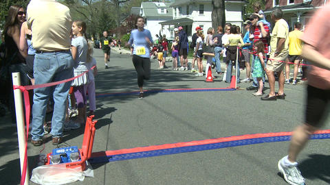Marathon runners (6 of 10) Footage