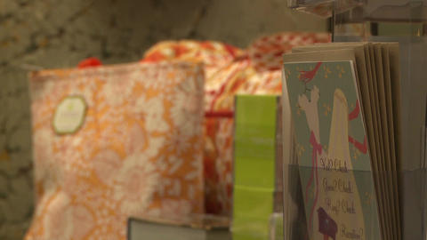 Views of shopping (1 of 7) Stock Video Footage