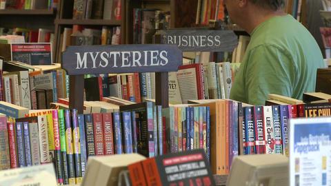 The Hickory Stick Bookshop interior (5 of 5) Footage