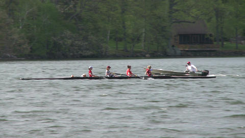 Crew practice on water (5 of 6) Live Action