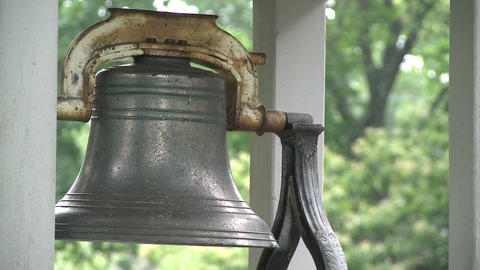 Large historic bell (2 of 2) Live Action
