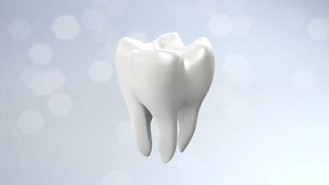 health tooth flare Animation