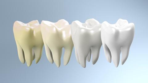 health tooth Animation