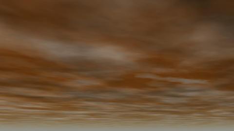 Night cloudy sky Stock Video Footage