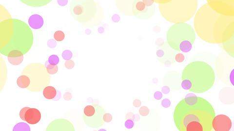 2D Pattern in Dot G HD Stock Video Footage