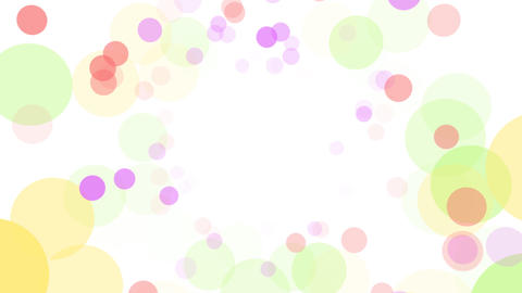 2D Pattern in Dot G HD Animation