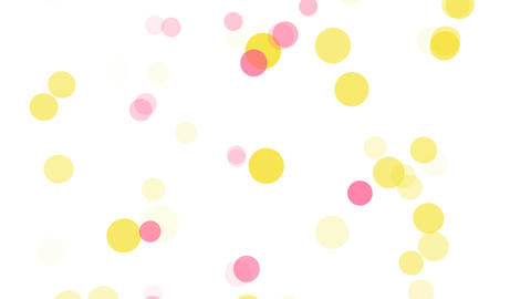 2D Pattern Pan Dot D HD Stock Video Footage