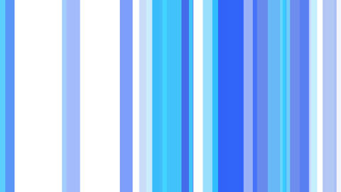 2D Pattern Stripe B HD Animation
