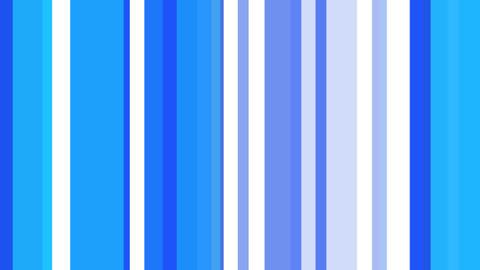 2D Pattern Stripe B HD Stock Video Footage