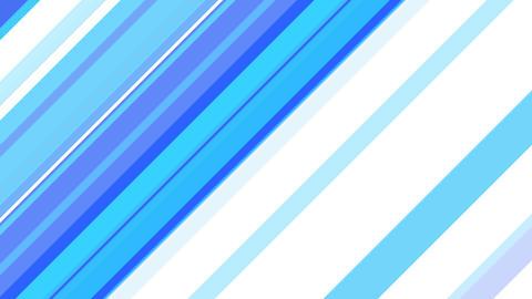 2D Pattern Stripe F HD Stock Video Footage
