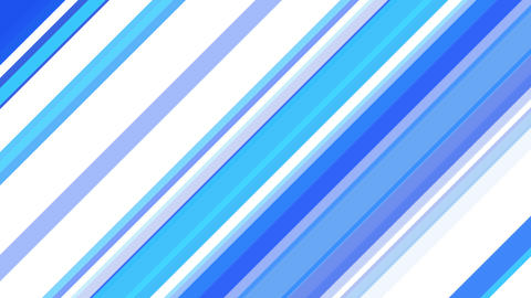 2D Pattern Stripe F HD Animation