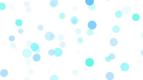 2D Pattern Wave Dot B HD Stock Video Footage
