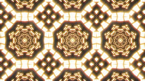 VJ Loop Abstract Warm Lights 02 Animation