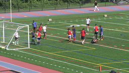 Boys soccer practice (1 of 2) Live Action
