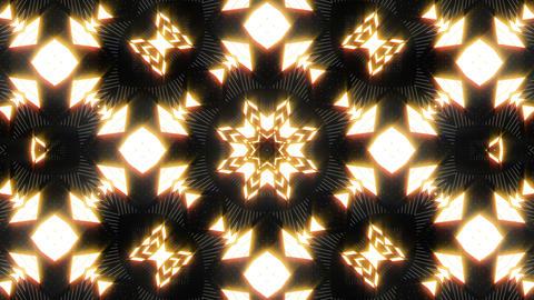 VJ Loop Abstract Warm Lights 06 Animation