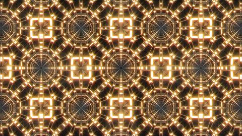 VJ Loop Abstract Warm Lights 07 Animation