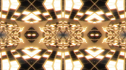 VJ Loop Abstract Warm Lights 09 Animation