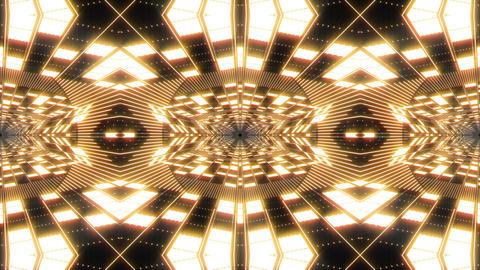 VJ Loop Abstract Warm Lights 09 Animation