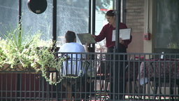 Tasty outdoor dining (5 of 5) Footage
